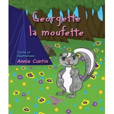 Georgette la moufette - Annie Cantin