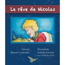Le rêve de Nicolas – Manon Coulombe et Isabelle Grenier
